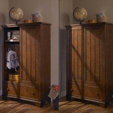 """Dawson's Ridge 66"""" Book Cabinet"""