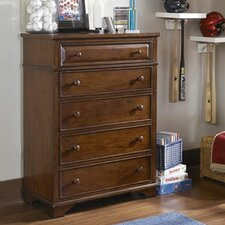 <strong>LC Kids</strong> Dawson's Ridge 5 Drawer Chest