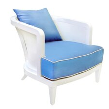 Madison Lounge Chair with Cushion