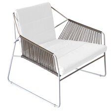 Sandur Lounge Chair with Cushion