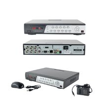 500GB 4 Channel Security Digital Video Recorder
