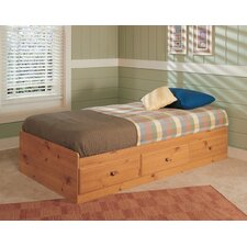Mountain Pine Mates Twin Platform Bedroom Collection