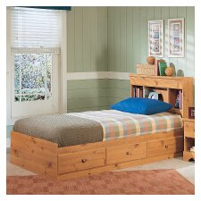 Mountain Pine Platform Bedroom Collection