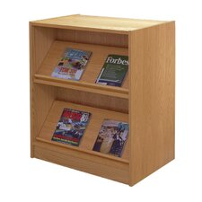 Benchmark Single Face Magazine Shelving Starter
