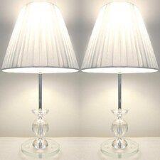 Heaven Table Lamp in White