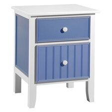 <strong>Papila Design</strong> 1 Drawer Nightstand