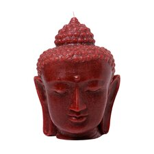 Currant Buddha Head Novelty Candle