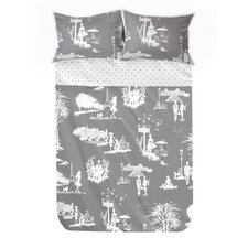 Madeline 3 Piece Duvet Set