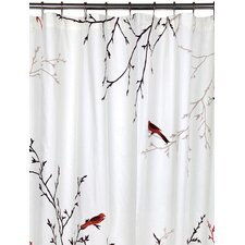 Tuileries Cotton Shower Curtain