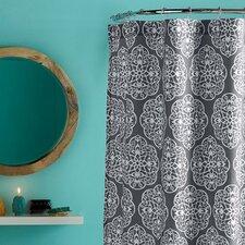 Cotton Harmony Storm Shower Curtain