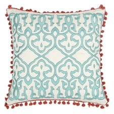 <strong>Blissliving Home</strong> Abu Dhabi Leena Silk / Linen Pillow