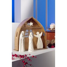 Living Contemporary Nativity Set (Set of 5)