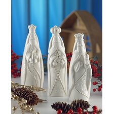 Holiday Three Piece King Set (Set of 3)
