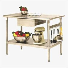 Cucina Americana Forte Prep Table