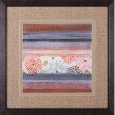 Pretty in Pink II Framed Artwork