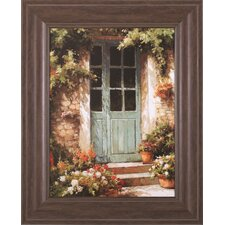 Tuscan Entryway by Steven Harvey Framed Painting Print
