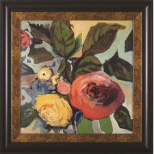 <strong>Art Effects</strong> Rose Garden I Framed Artwork