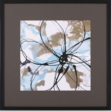 <strong>Art Effects</strong> Free Flow I Framed Artwork