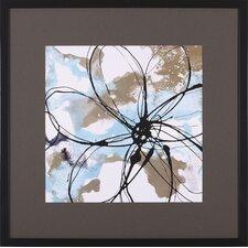 Free Flow I by Natasha Barnes Framed Painting Print