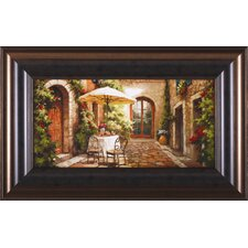 <strong>Art Effects</strong> Old World Charm Framed Artwork