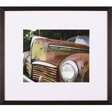 Small Rusty Hudson II Framed Artwork
