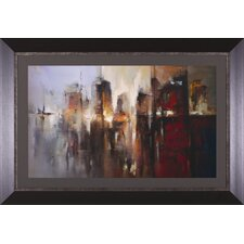 Citadel by A. Micher Framed Painting Print