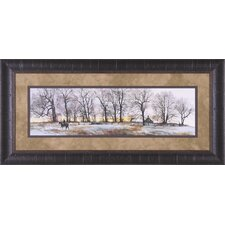 <strong>Art Effects</strong> Hedgerow Framed Artwork