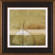 Less Is More II by Patricia Pinto Framed Painting Print