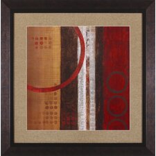 <strong>Art Effects</strong> Spice Market I Framed Artwork