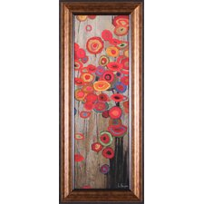 <strong>Art Effects</strong> Garden Parade II Framed Artwork