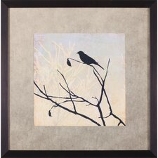 Perched by Allison Pearce Framed Painting Print