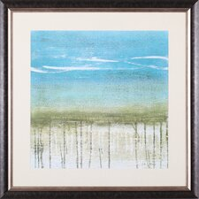 <strong>Art Effects</strong> Shoreline Memories II Framed Artwork