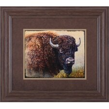 <strong>Art Effects</strong> Bison Portrait I Wall Art