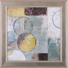 Peace of Mind I by Tom Reeves Framed Painting Print