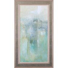 Sparks of Sea and Sunshine by Heather Ross Framed Painting Print