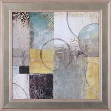 Peace of Mind II by Tom Reeves Framed Painting Print