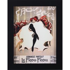 <strong>Art Effects</strong> Le Frou Frou Wall Art