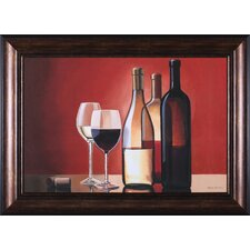 <strong>Art Effects</strong> Wine Trio Wall Art