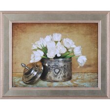 <strong>Art Effects</strong> Vintage Tulips II Wall Art