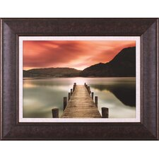 Ullswater by Mel Allen Framed Photographic Print