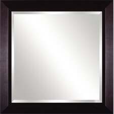 "29"" H x 29"" W Accent Beveled Mirror"
