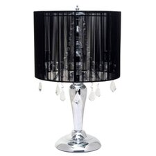 Cabaret Table Lamp - Black