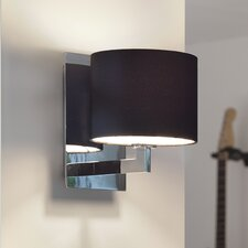 Olan Wall Lamp in Polished Chrome
