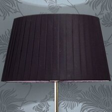 Tag Floor Lamp Pleated Shade