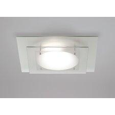 Planar 1 Light Semi Flush Light