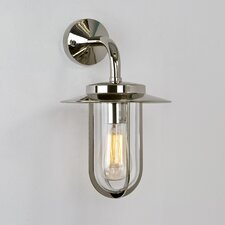 Montparnasse 1 Light Semi-Flush Wall Light