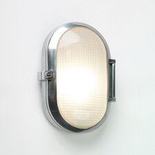 Toronto 1 Light Flush Wall Light