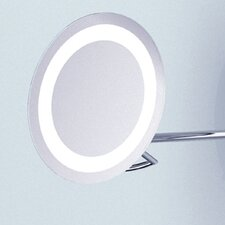 <strong>Astro Lighting</strong> Gena Swing Arm Illuminated Mirror