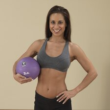 <strong>Body Solid</strong> Medicine Balls in Purple