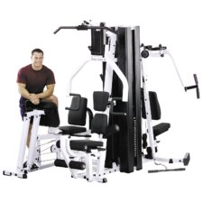 Light Commercial 2 Stack Gym